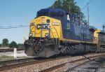 CSX 465 at MP 465