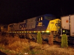Night Portrait of CSX 380