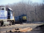 CSX 6149 and 8522