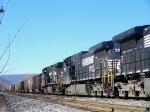 NS 9339 on CSX Coal Train