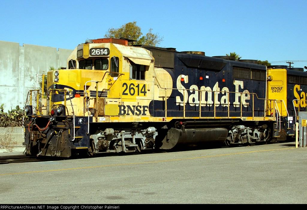 BNSF 2614