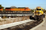 BNSF 4301 and BNSF 2614