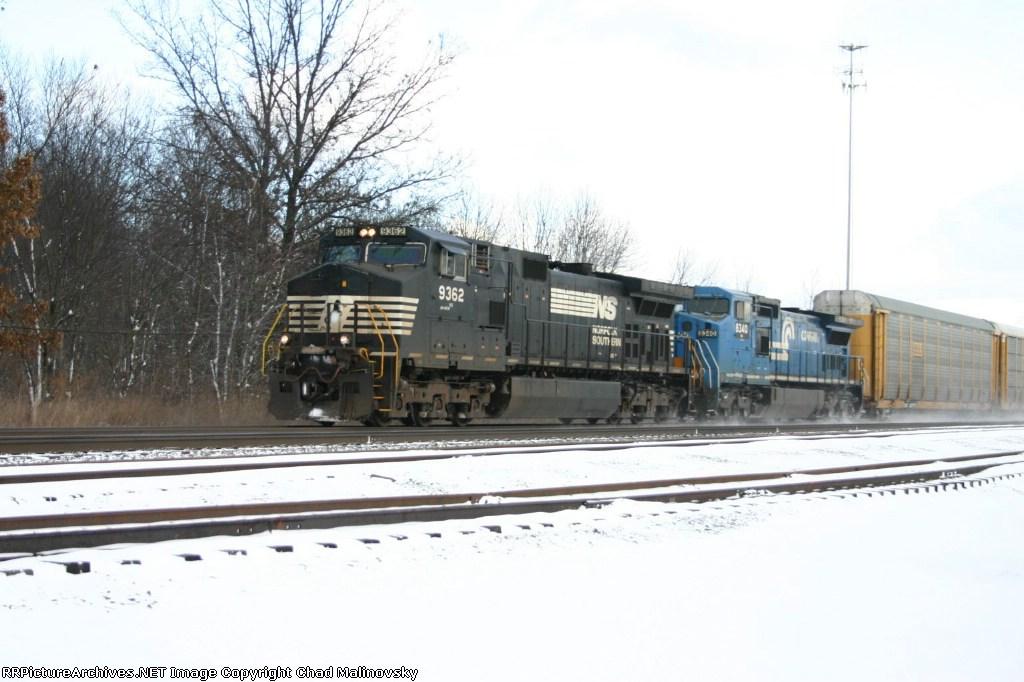 NS 9362 31M
