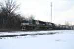 NS 2618 heads west