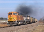 BNSF 9964 South at Peters Curve