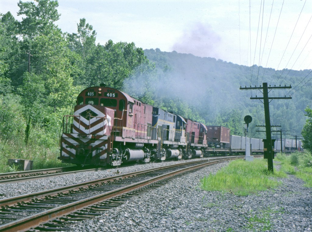 DH 405-408-412 with AP-2,