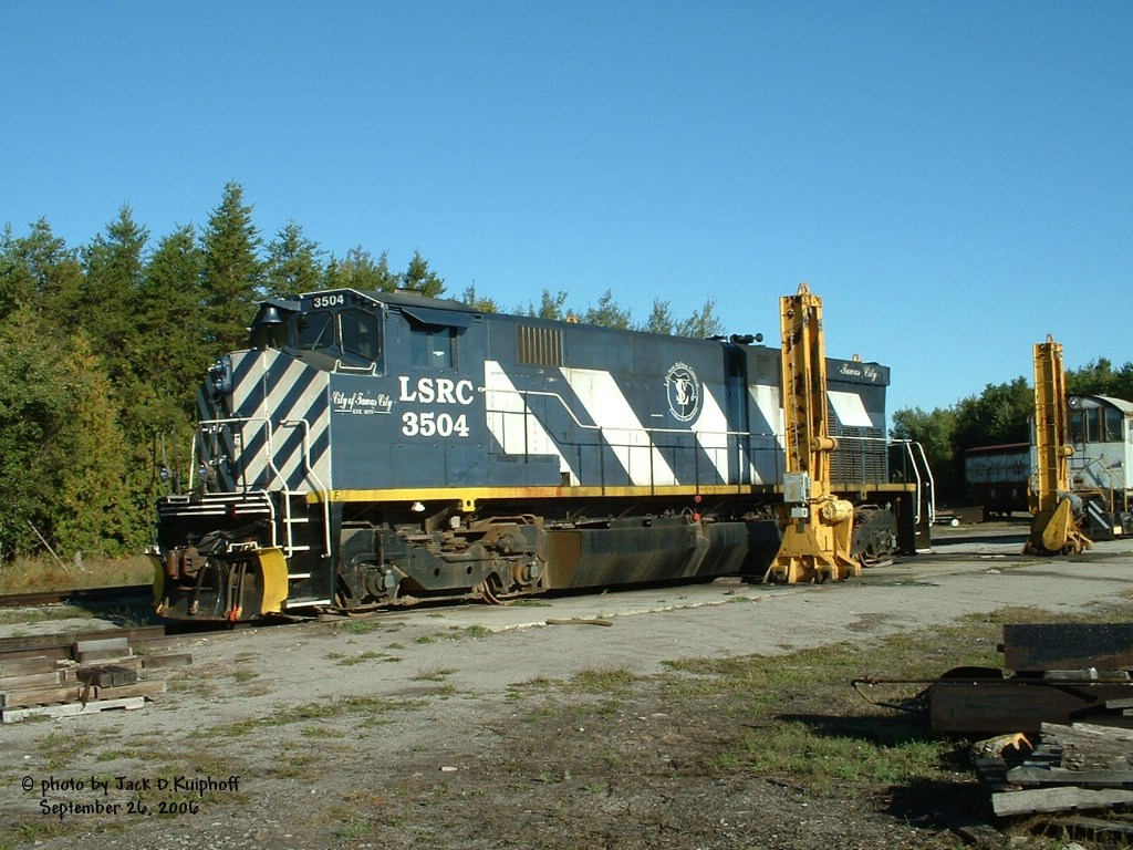 LSRC 3504, The City of Tawas City,