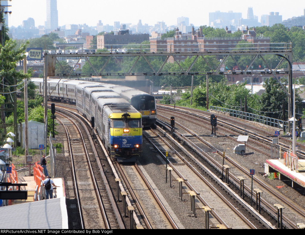 LIRR 404 and 7466