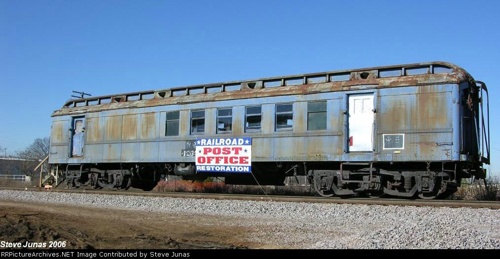 L&N Railroad post office