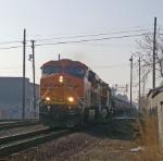 BNSF 7516 East