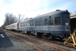 NYC Hickory Creek Observation Car