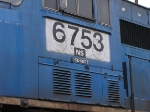 NS 6753 Who I used to be...