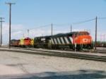 CN/NS/RRRR Units @ Pueblo