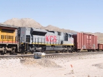 KCS 4027 #3 power in WB manifest at 12:28pm