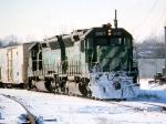 1421-09 WC 6507-6560 on SOO Line near MNNR crossing