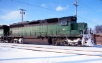 1421-11 WC 6507-6560 on SOO Line near MNNR crossing
