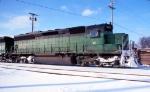 1421-11 WC 6507-6560 on SOO Line near MNNR crossing