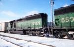 1421-12 WC 6507-6560 on SOO Line near MNNR crossing