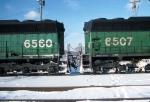 1421-13 WC 6507-6560 on SOO Line near MNNR crossing