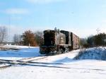 1421-19 MNNR 306 at SOO Line diamond crossing
