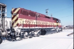 1422-09 WC 6677 on SOO Line near MNNR crossing