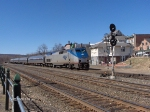 The Southbound Vermonter