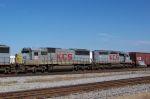 KCS 710 and KCS 6605 on NS train 339