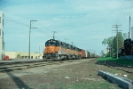Milwaukee Road freight