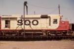 Soo Line GP-30