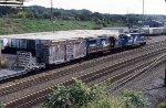 Head-End Power of a CR work train