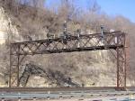 07040801 Signal bridge at CTC West Hoffman