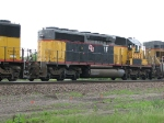 07052822 LTEX 3757 on UP freight at BNSF CTC Division St.