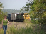070713009 Railfanning at new Bruce Vento Nature Sanctuary