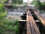 070713013 Railfanning at new Bruce Vento Nature Sanctuary