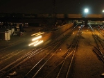 070717019 Southbound BNSF (DEEX) coal empties at Northtown Yard CTC 35th