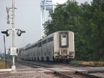 070722033 Eastbound Amtrak #8 with BNSF helper running 12-hours late