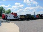 070728019 Minnesota Transportation Museum (MTM) Jackson Street Roundhouse