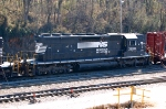NS 3220 (SD40-2) ex Southern 3220 (SD40-2) @ the Montview Yard