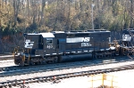 NS 1623 (SD40), ex Norfolk & Western 1623 (SD40) @ the Montview yard
