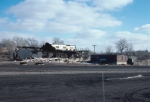 Northern Pacific shops being demolished