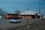 "Milwaukee Road ""H&D train"