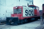 Soo Line SW-1