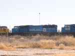 NS 6768 #3 power in WB intermodal at 2:45pm