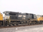 NS 9933 #4 power in EB doublestack at 10:55am