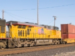UP 5470 #4 power in WB stack at 4:24pm
