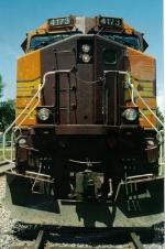 BNSF 4173