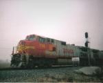 BNSF 714 East