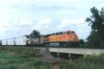 BNSF 4860 West