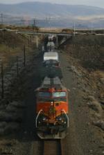 BNSF H-EVEBAR7-31A