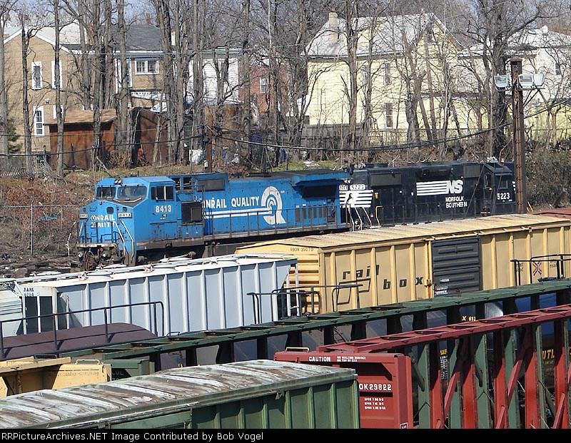 NS 8413 & 5223
